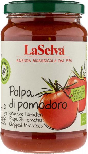 Polpa di pomodoro - Stückige Tomaten - 340g