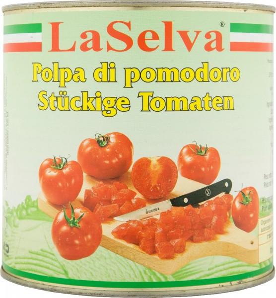 Polpa di pomodoro - Stückige Tomaten - 2,55kg