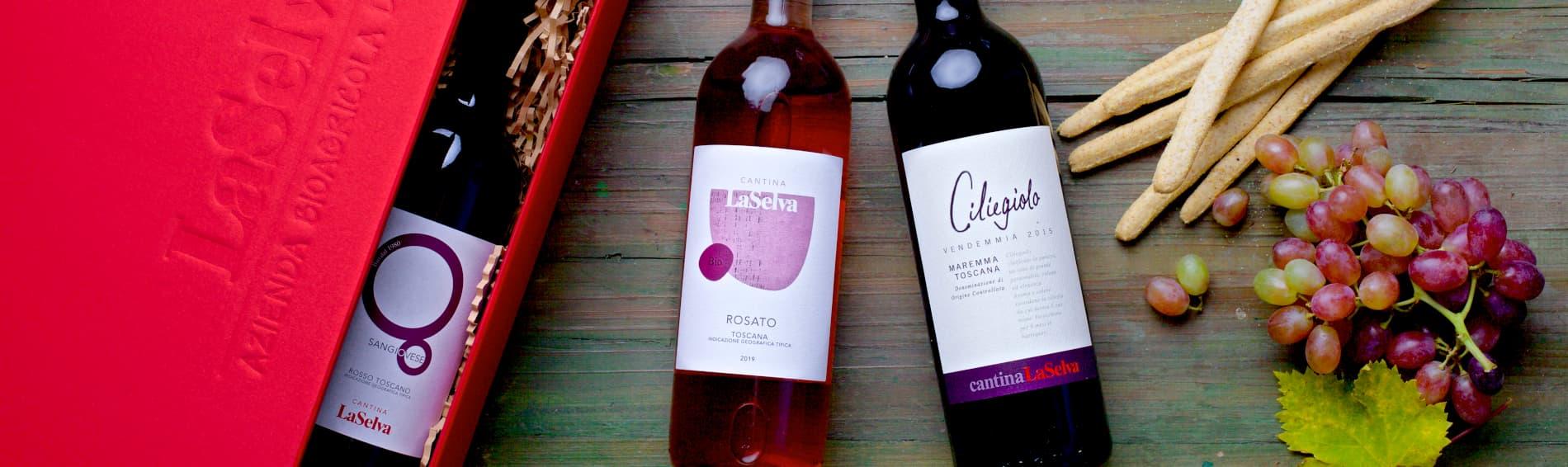 Wein Geschenkpakete
