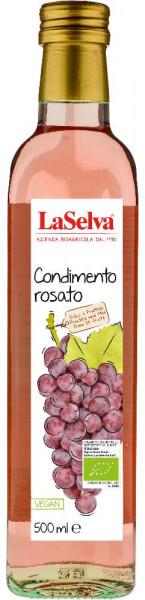 Condimento rosato - Würze aus Weinessig und Traubenmost - 500ml