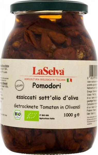 Getrocknete Tomaten in Olivenöl - 1kg