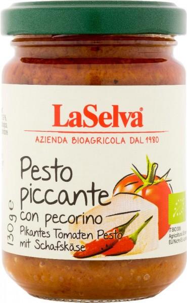 Pikantes Tomaten Pesto mit Schafskäse - Pikante Tomatenwürzpaste - 130g