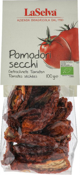 Tomaten getrocknet, lose - 100g