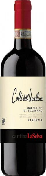 MORELLINO Colli dell´Uccellina DOCG 2016 RISERVA - 0,75l