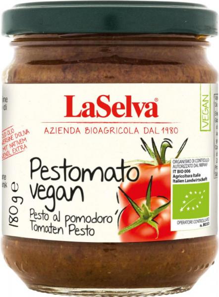 Pestomato vegan (Tomaten Pesto) - Tomaten Würzpaste - 180g