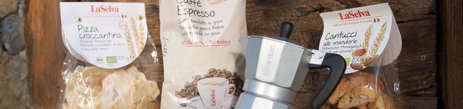 Caffè & Gebäck