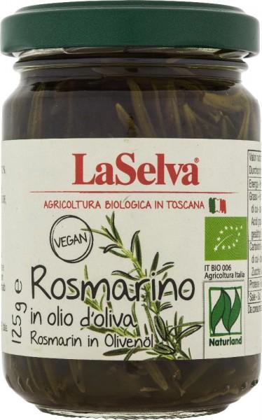 Rosmarin in Olivenöl - 125g