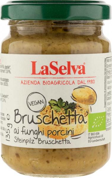 Steinpilz Bruschetta - Zubereitung aus Steinpilzen - 135g