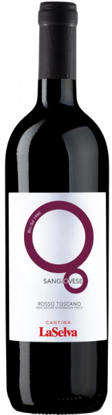 SANGIOVESE Rosso Toscano IGT 2019 - 0,75l
