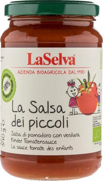 Kinder Tomatensauce mit Gemüse - Salsa dei Piccoli - 340g