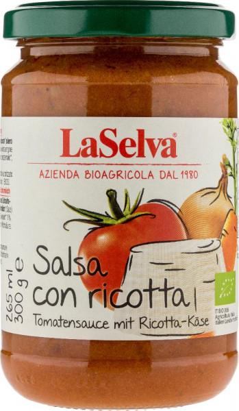 Tomatensauce mit Ricotta-Käse - 300g