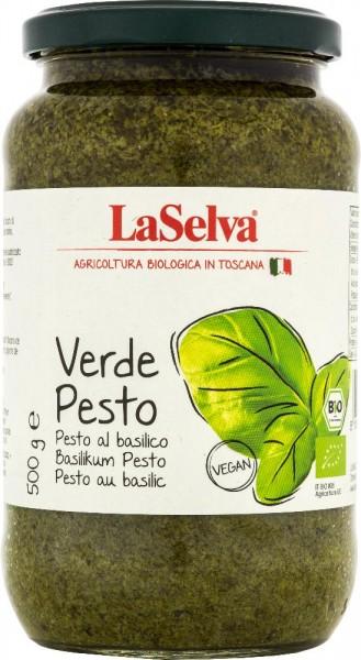 Verde Pesto - Basilikum Würzpaste - 500g