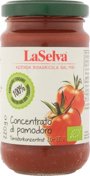 Tomatenkonzentrat, einfach konzentriert 20-22 % - 220g