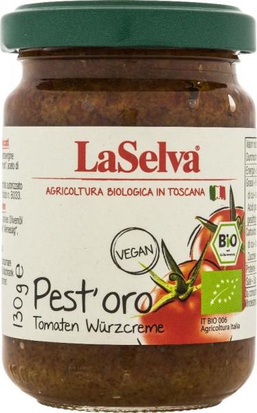 Pest'oro - Würzcreme aus getrockneten Tomaten - 130g