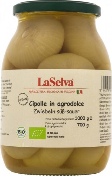 Zwiebeln süß-sauer - 1kg