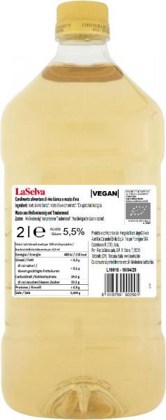 Heller Condimento - Würze aus Weißweinessig und Traubenmost - 2l