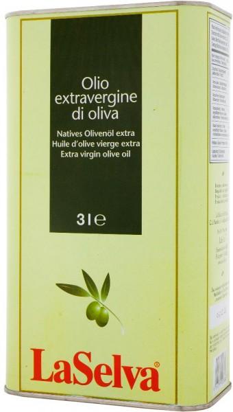 Natives Olivenöl extra, 100% italienisch - 3l