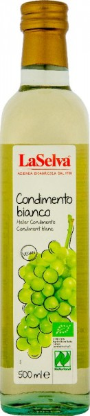 Heller Condimento - Würze aus Weißweinessig und Traubenmost - 500ml
