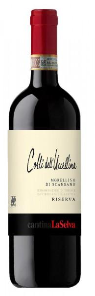 MORELLINO di Scansano Colli dell'Uccellina DOCG 2014 RISERVA - 0,375l