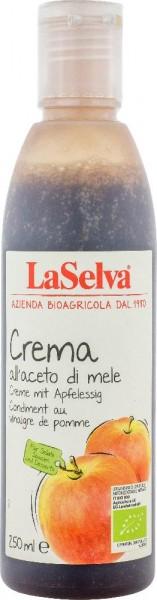Crema all'aceto di mele - Balsamcreme aus Apfelessig und Apfelsaft - 250ml