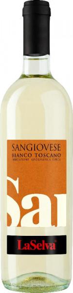 SANGIOVESE BIANCO Toscano IGT 2017 - 0,75l