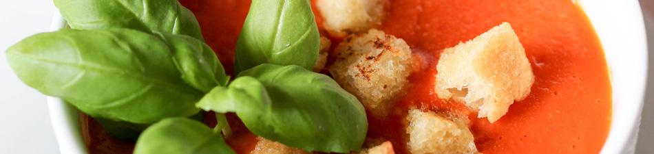 Italienische Suppen und feine Risotto-Rezepte