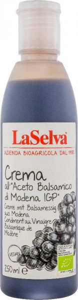 Creme mit Balsamessig aus Modena - 250ml