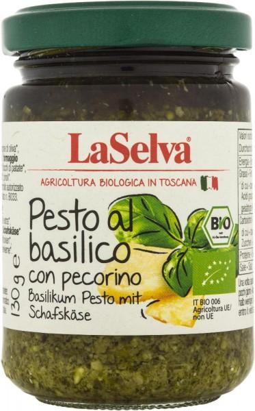 Basilikum Pesto mit Schafskäse - 130g