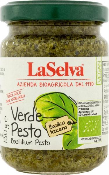 Verde Pesto - Basilikum Würzpaste - 130g