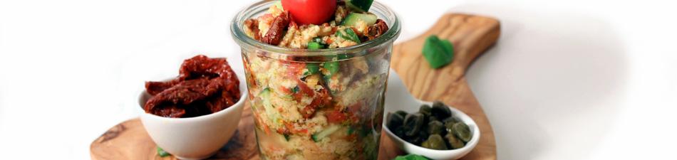 Italienische Salate - Knackige Momente genießen!