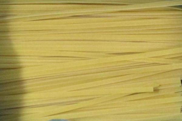 Tagliatelle stese (flach) aus Hartweizen - 5kg