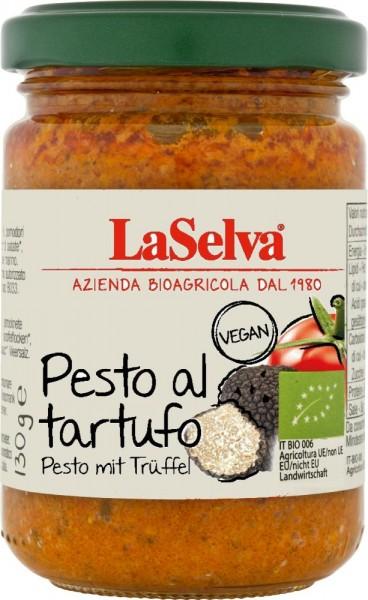 Pesto al tartufo - Tomaten Würzpaste mit Trüffel 1% - 130g